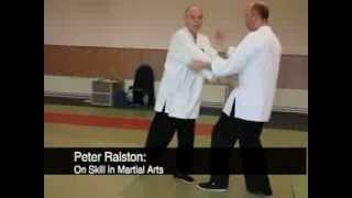 Peter Ralston: Cheng Hsin Martial Skills