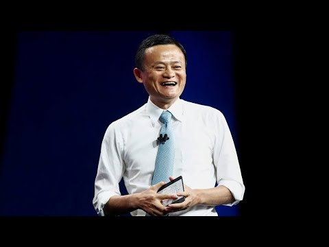 Alibaba co-founder Jack Ma steps down as chairman