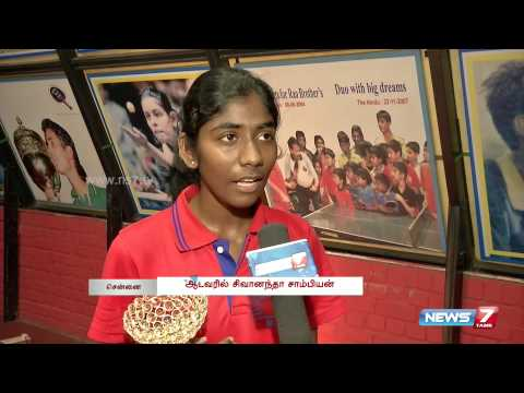 State ranking Table Tennis at Chennai | Tamil Nadu | News7 Tamil |