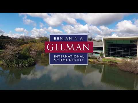 Study in New Zealand on a Gilman International Scholarship