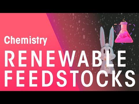 Green Chemistry Principles - Renewable Feedstocks | Environmental Chemistry | Chemistry | FuseSchool