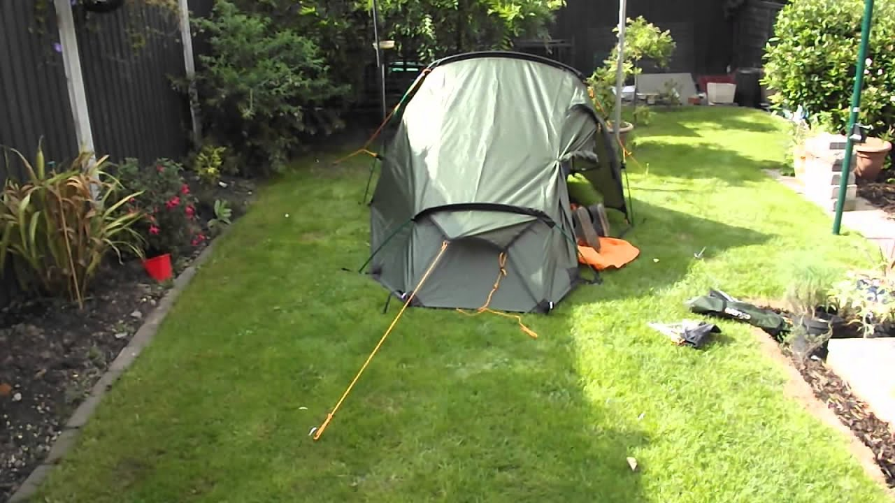 & Vango Banshee 200 Review - YouTube