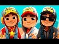 SUBWAY SURFERS Dubai Special - Jake+Star Outfit+Dark Outfit - Subway Surfers World Tour 2019