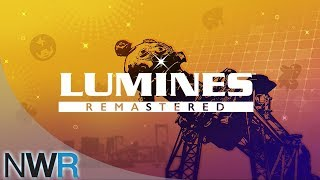 10 Min of Lumines Remastered at GDC 2018 (Nintendo Switch Direct Feed)
