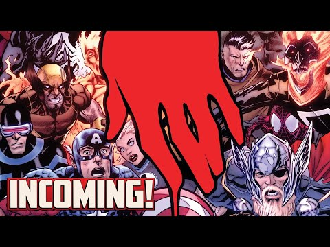 INCOMING! Official Trailer | Marvel Comics