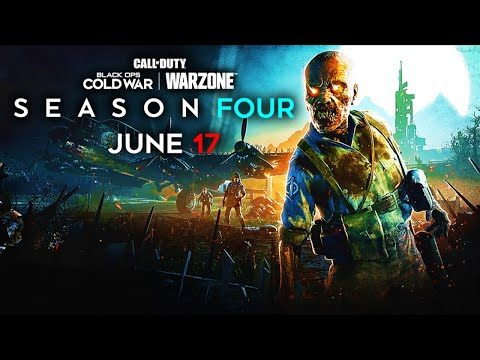 Black Ops Cold War Zombies Season 4 Update Revealed! Berlin Map, Double Tap, 2nd Outbreak Easter Egg