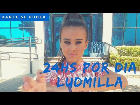 Dance se puder: 24 horas por dia - Ludmilla