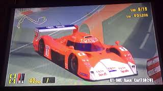Gran Turismo 3 A-Spec GT-ONE Race Car (TS020) Cote D Azur 2/3