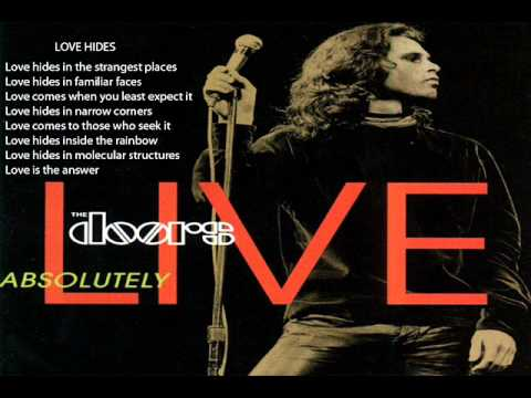 The Doors - Love Hides (Absolutely Live) & The Doors - Love Hides (Absolutely Live) - YouTube