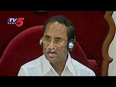AP Speaker Appointed Committee for Roja Suspension Issue | TV5 News