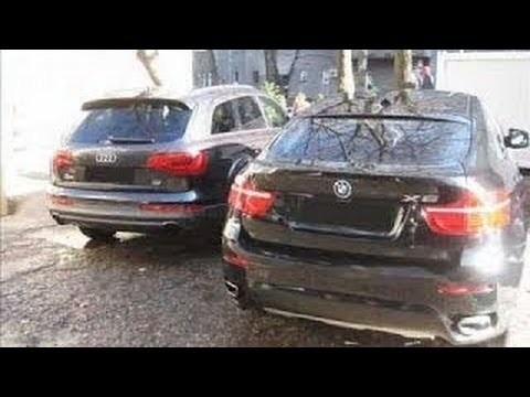 Audi Q7 Vs Bmw X6 Youtube