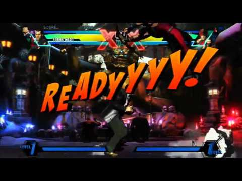 Request Ultimate Marvel vs Capcom 3 (Frank...