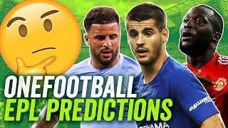 Premier League 2017/18: Conte SACKED and Spurs CHAMPIONS? Our predictions!