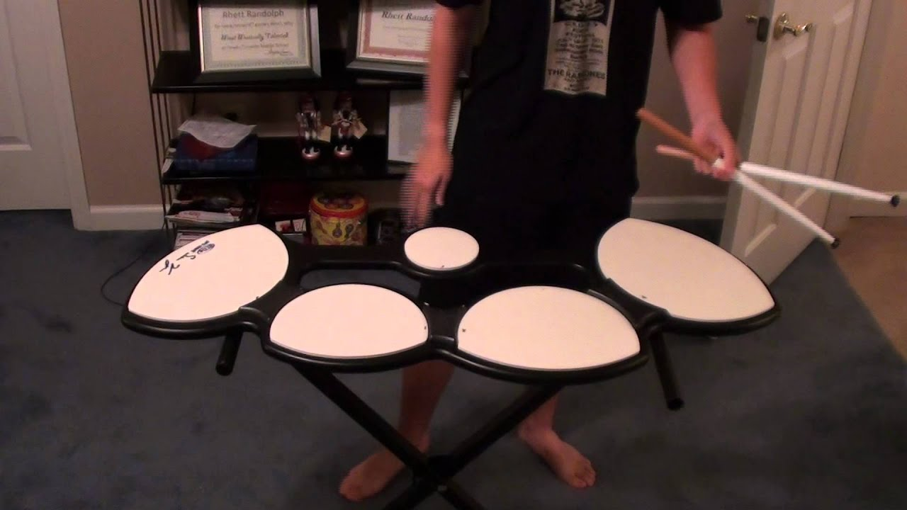 Playing On The Tenor Pads