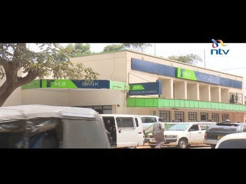 Police still searching for clues in tunnel used by robbers in KCB Thika bank heist