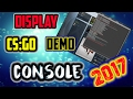 How To Display Console In CSGO Demo 2017