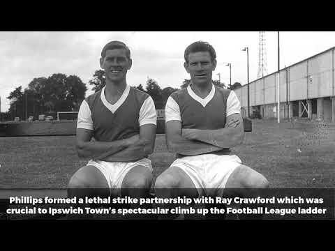 Ipswich Town legend