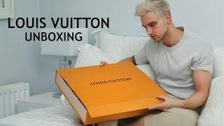 LOUIS VUITTON UNBOXING   Purchasing A Luxury Item