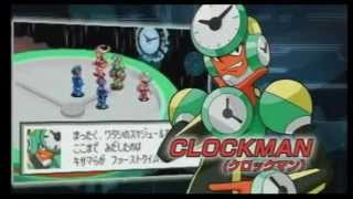 MegaMan Battle Network Operation Shooting Star - Trailer
