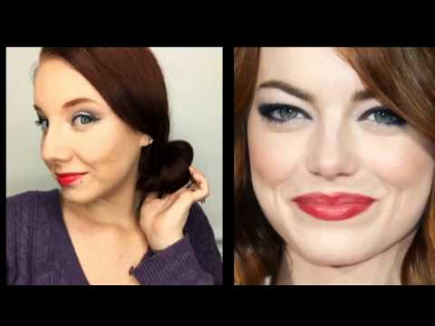 Emma Stone Inspired Makeup Look By Gorgeousgirl from YouTube · Duration:  3 minutes 26 seconds