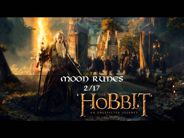 02. Moon Runes (Extended Version) 2.CD - The Hobbit: an Unexpected Journey