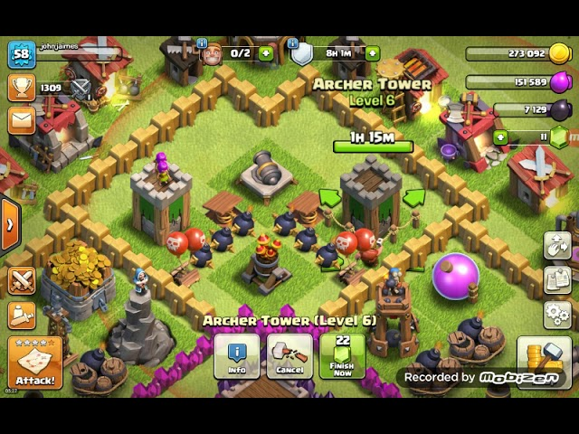 Episode 1 Clash of clans