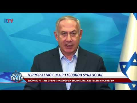 Your Morning News From Israel - Oct. 28, 2018.