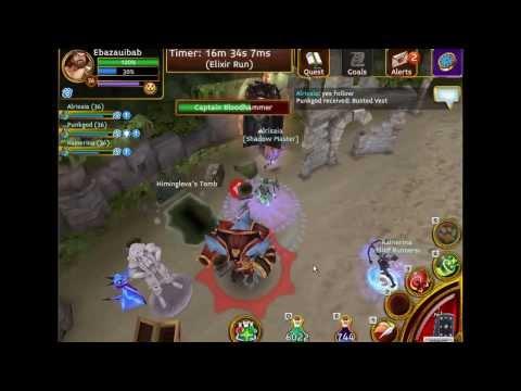 Arcane Legends - Elite Skullcove (Bloodhammer, The Return)