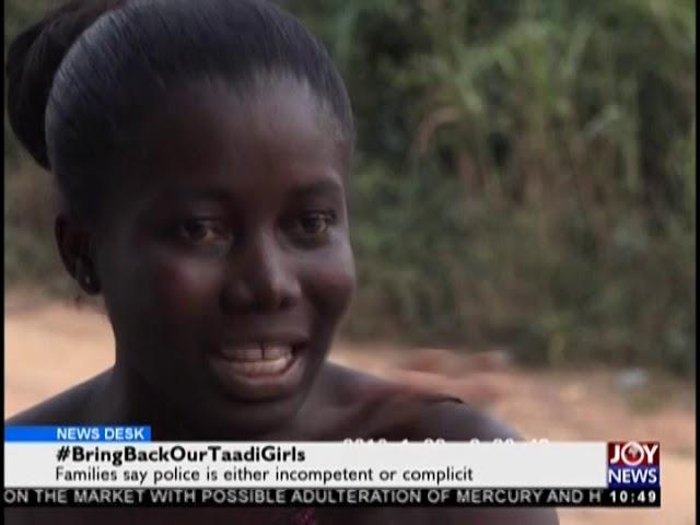 Family Baffled By Lack Of Progress In Finding Loved Ones - News Desk on JoyNews (23-1-19)