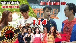 NHỮNG THÁM TỬ VUI NHỘN #114 UNCUT | Miko hẹn hò hotboy đi tìm..khỉ - Cuộc sống game thủ như thế nào?