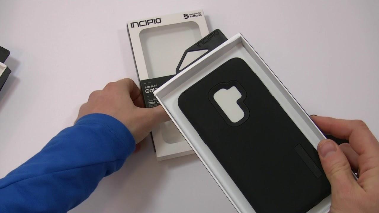 uk availability 76a43 0d32c Samsung Galaxy S9 ed S9+: Custodia Incipio DualPro ed Octane
