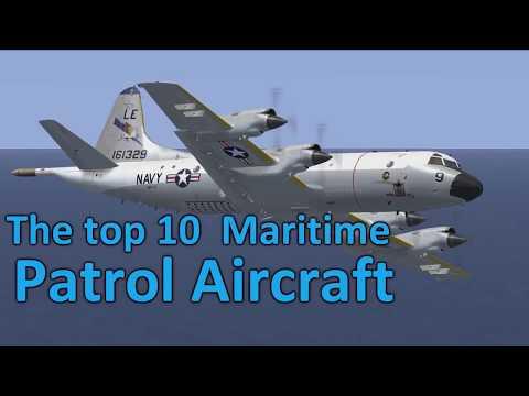 The Top 10 Maritime Patrol Aircraft
