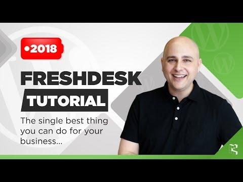 Best Free Helpdesk Ticket System - Freshdesk Setup Tutorial, How I Use It, Why You Should....