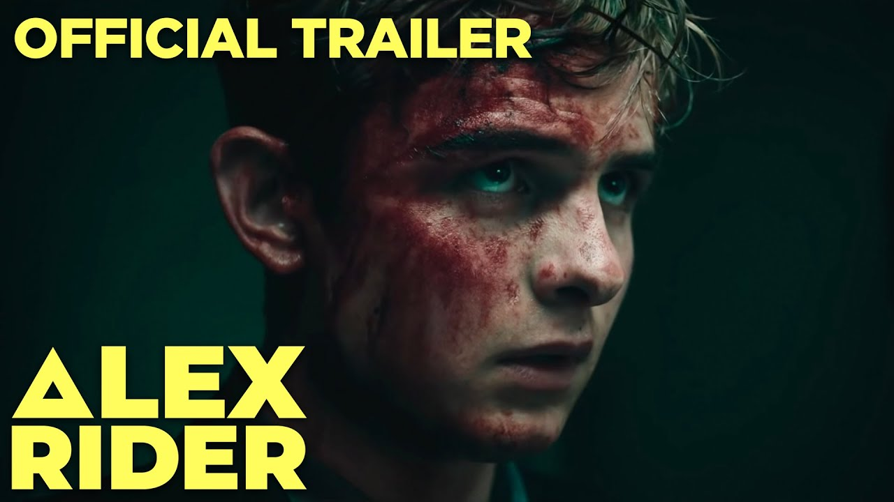 Alex lässt es krachen   Alex Rider   Prime Video DE