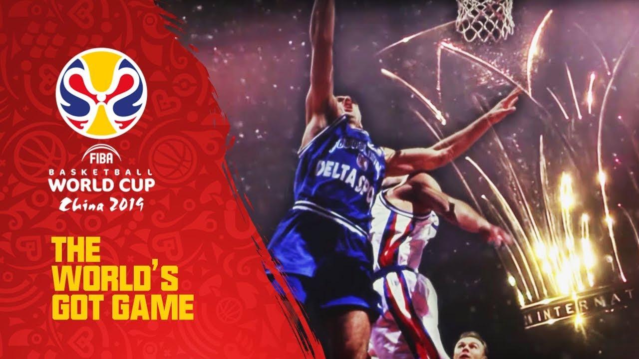 FIBA Dünya Kupası tarihi!