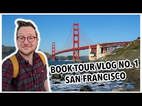 Book Tour Vlog / San Francisco / Bakeries, Guittard Chocolate Factory, Napa Wine Tasting