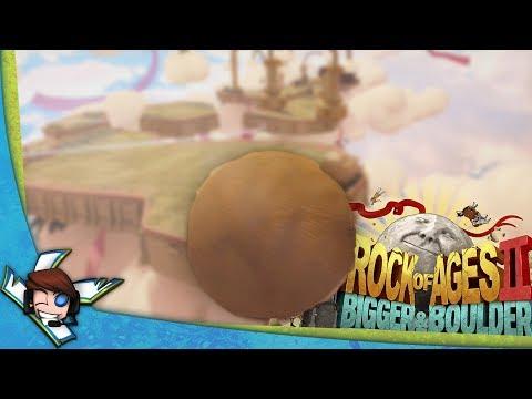 Une course dans les cieux : Rock of Ages 2 #5