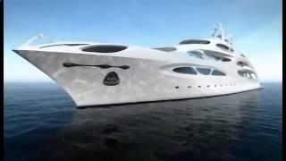 Zaha Hadid Designs Superyacht for BlohmVoss1 medium