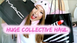 HUGE Collective Fall Haul! Sephora 20% VIB Sale, MAC, Forever 21, Sigma, ETC! Thumbnail