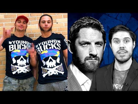 Young Bucks Cease & Desist Update! Huge WCPW Changes! Going in Raw Pro Wrestling News Podcast!