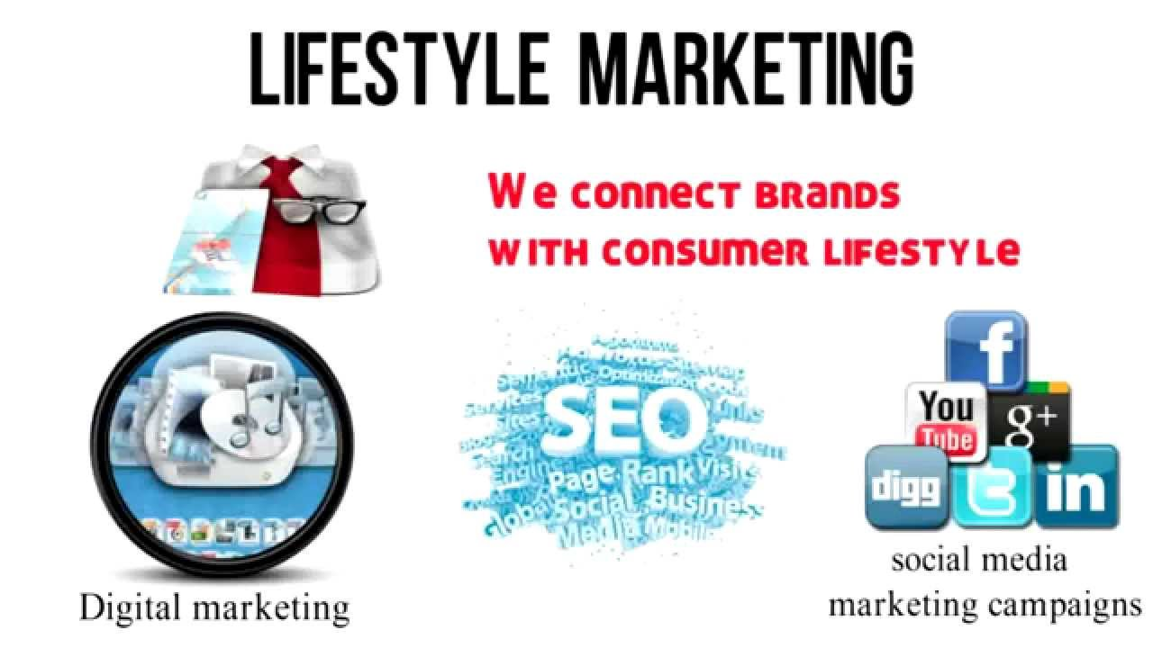 The inception of Lifestyle Marketing - YouTube
