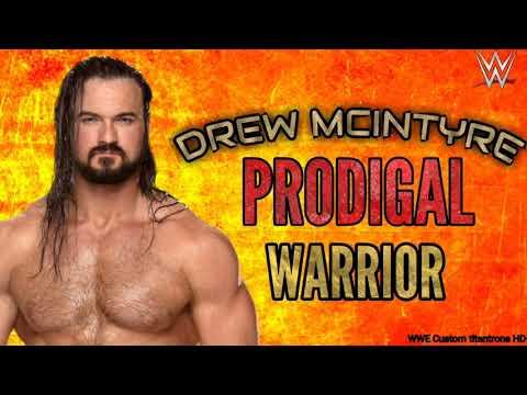 WWE: Drew McIntyre Theme song |ProDigal Warrior| 2018•