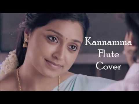 Kannamma Song | Rekka | Flute Cover