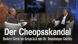 Der Cheops Skandal - Dr. Dominique Görlitz bei SteinZeit