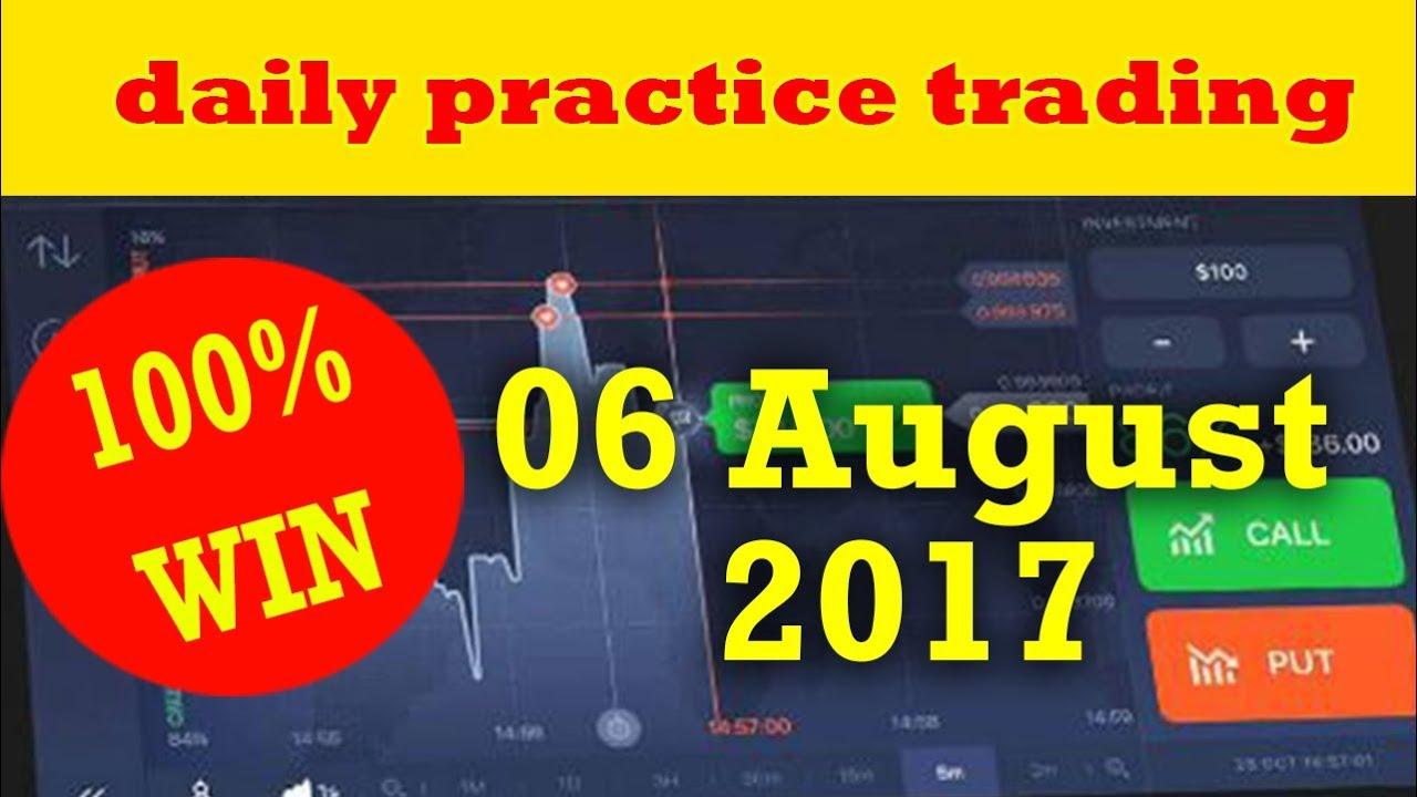 belajar trading di iq variantas