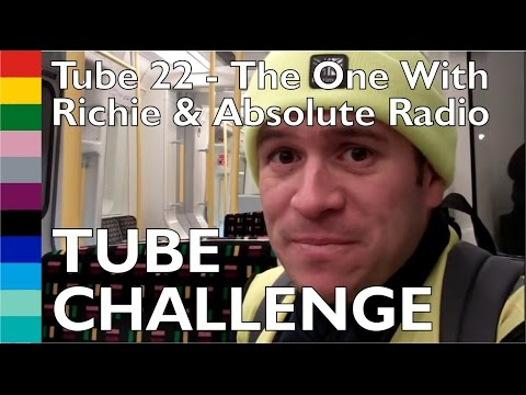 Tube 22 - The One With The Guy From The Radio