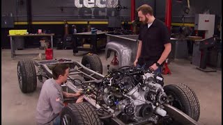 '55 Ford F100 Build / '87 Chevy R10 Duramax Diesel Swap - Truck Tech S3, E1