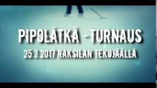 Pipolätkä -turnaus -25.3.2017