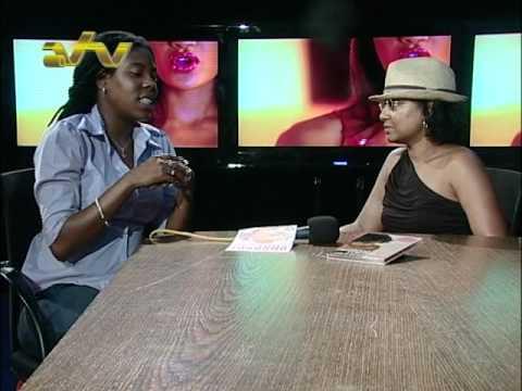 Suzanna Lubrano topic on ATV Suriname