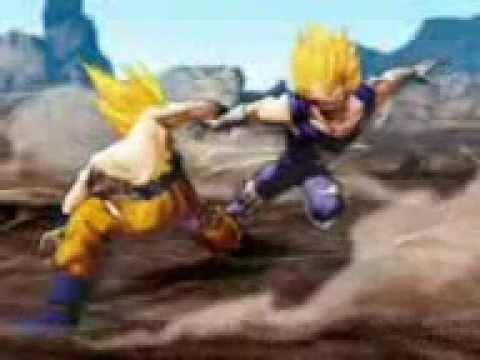 Goku vegeta y gohan y piccolo vs freezer cell y majin boo for Freezer piccolo